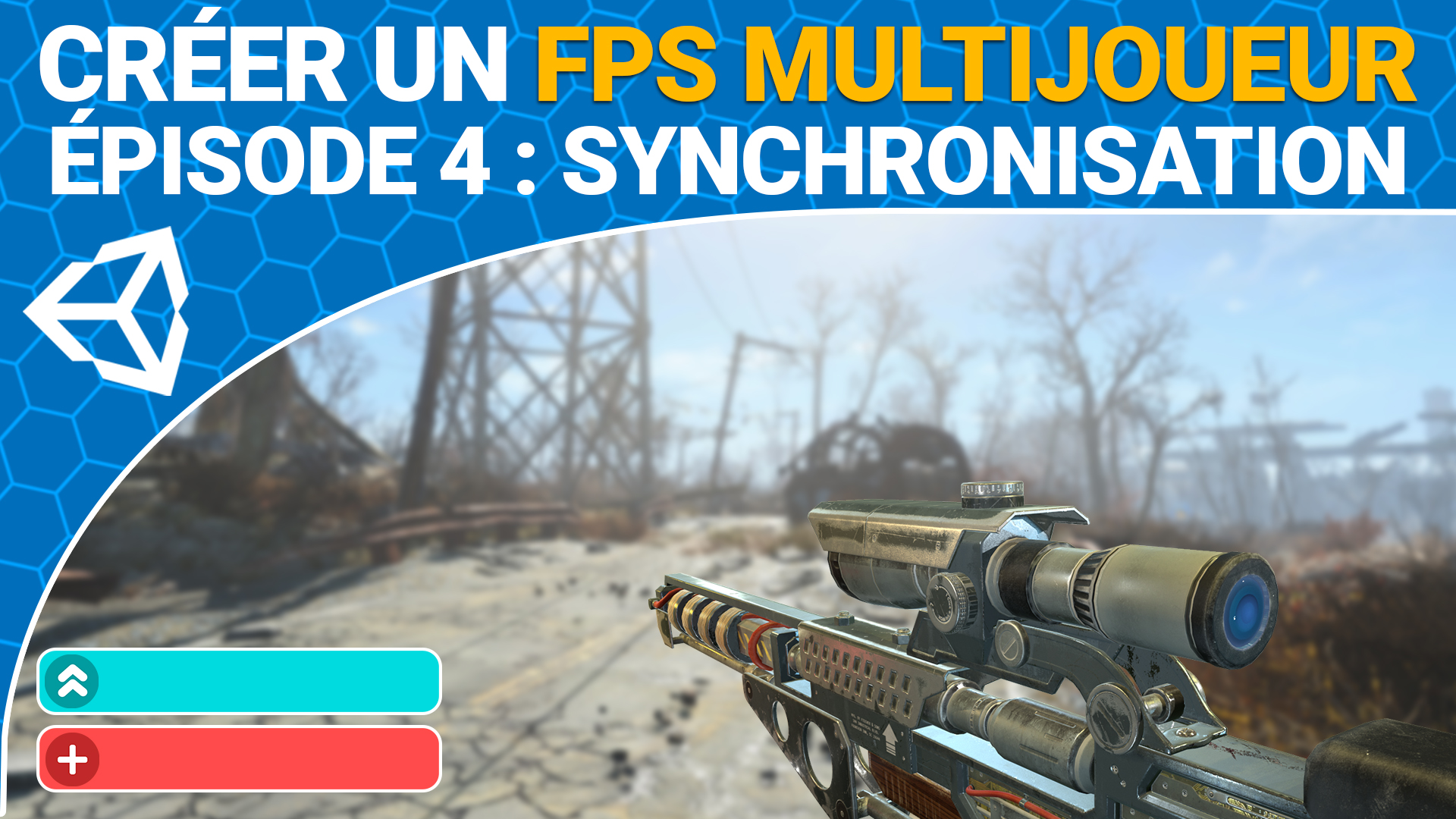 synchronisation multijoueur unity 3d